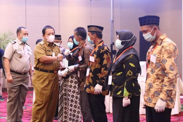 50 Ribu Sertifikat Tanah Dibagikan Untuk Masyarakat Lampung
