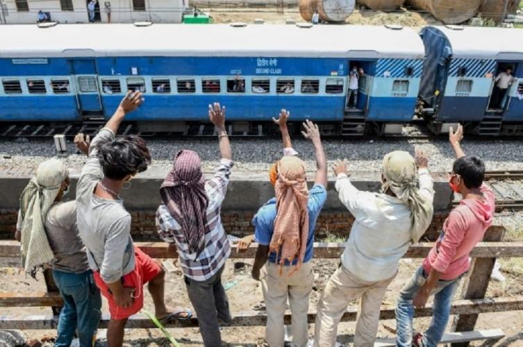 500 Gerbong Kereta di India Jadi Ruang Pasien Covid-19