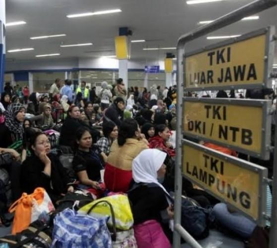 500 Pekerja Migran Asal Lamtim Berangkat ke Luar Negeri lewat Jalur Ilegal