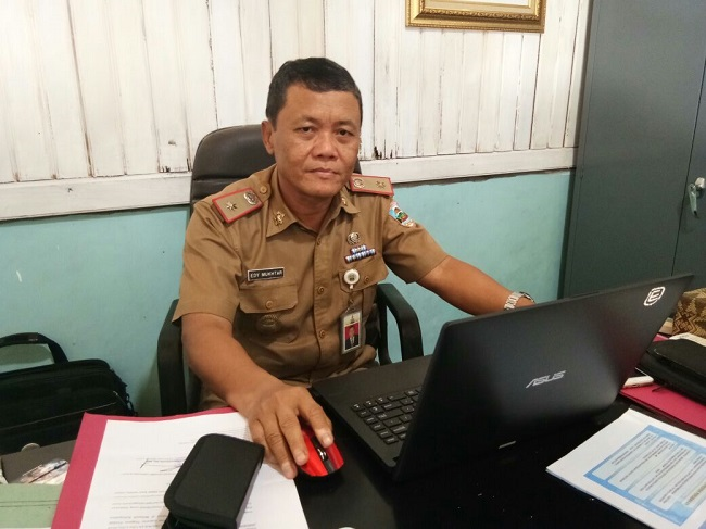 Inspektorat Pesisir Barat Hadiri Undangan Kemenpolhukam