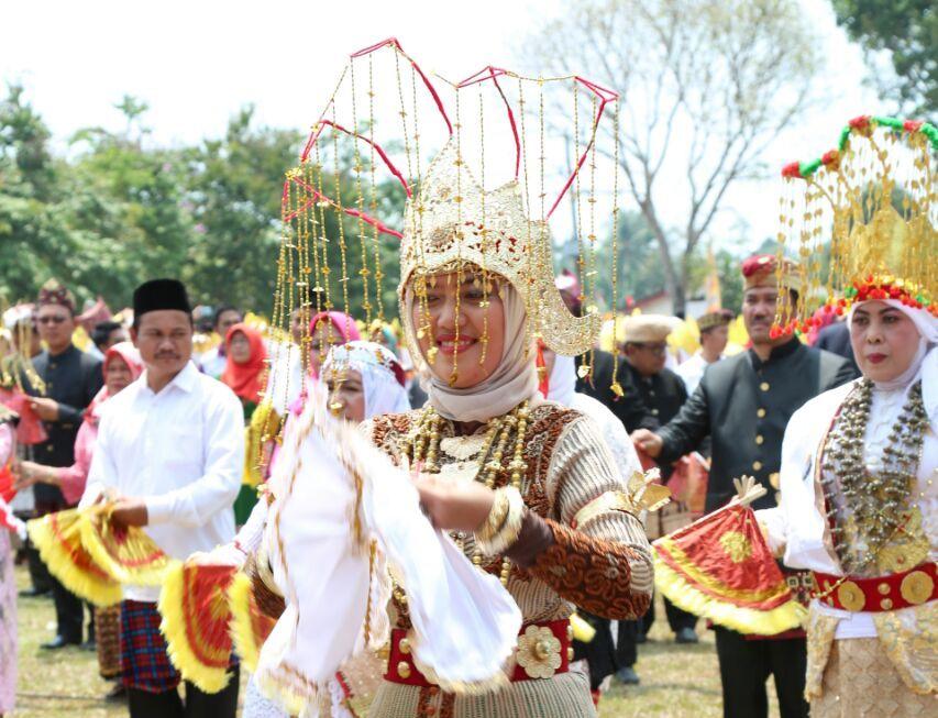 Rombongan Komisi D Jawa Tengah Sambangi Lampung Timur