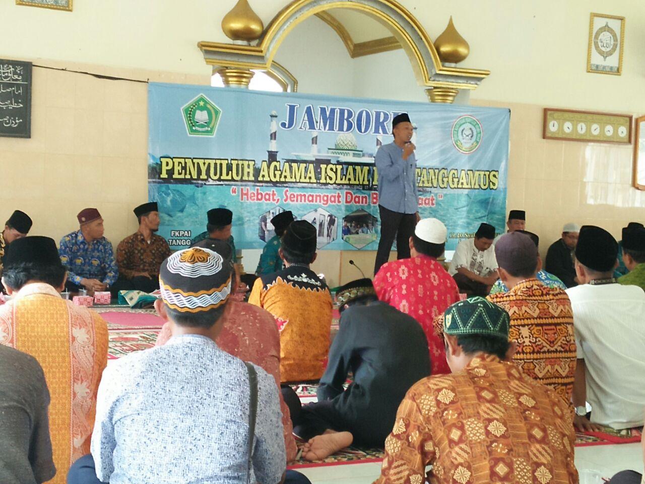 Jambore Penyuluh Agama Kuatkan Pembangunan Non-Fisik