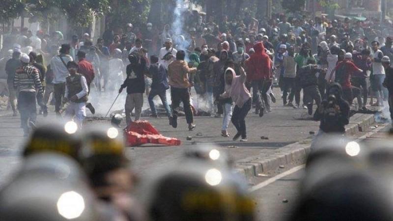 52 Anak Ditahan Kasus Kerusuhan 22 Mei, Satu Asal Lampung