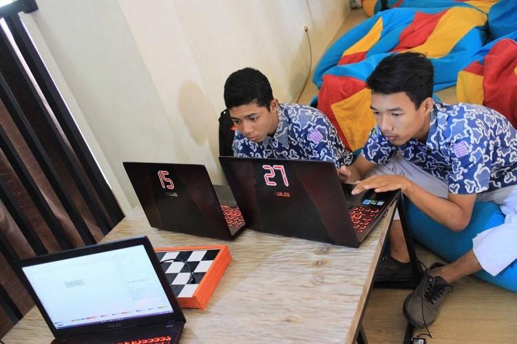 55 Ribu Peserta Bersaing di Online Test OSC Hari Ini