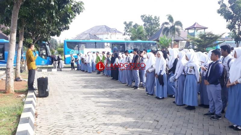 LAMPOST TV: 550 Pelajar SMA/SMK Ikuti Education Tour 2019