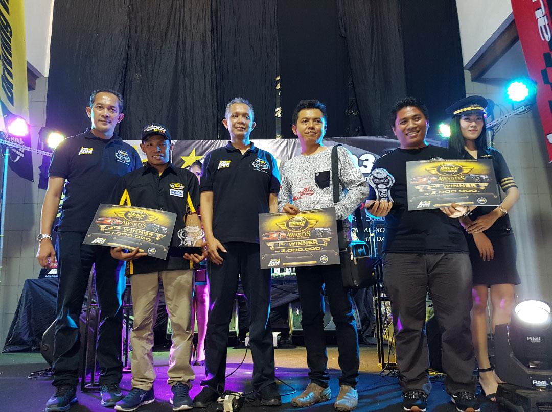 MBtech Awards Bandung Raih Tiga Juara