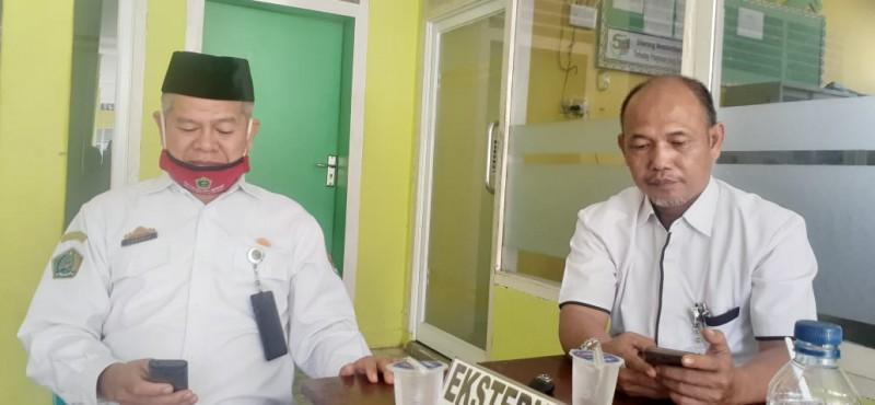 573 Jemaah Calon Haji Lampura Diberangkatkan 2021