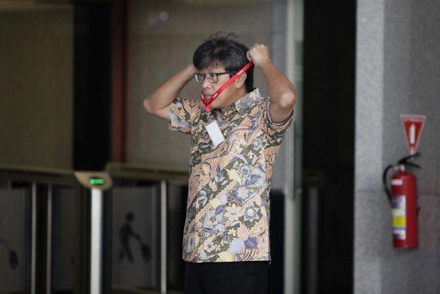 KPK Periksa Dirut PT Quadra sebagai Tersangka Kasus KTP-el