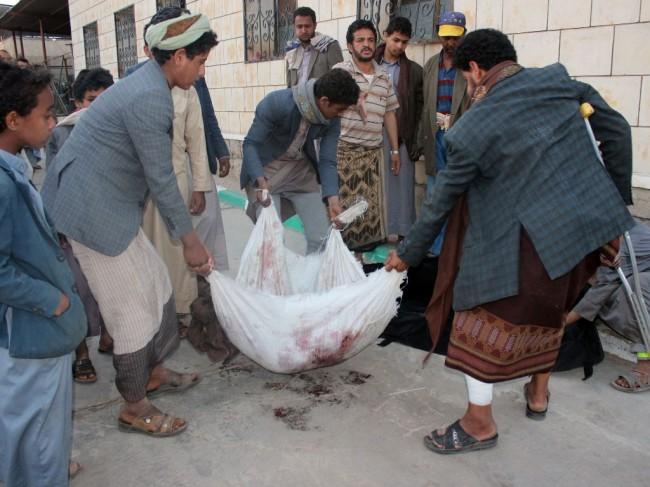 Serangan Udara Koalisi Arab Tewaskan 12 Warga Sipil Yaman