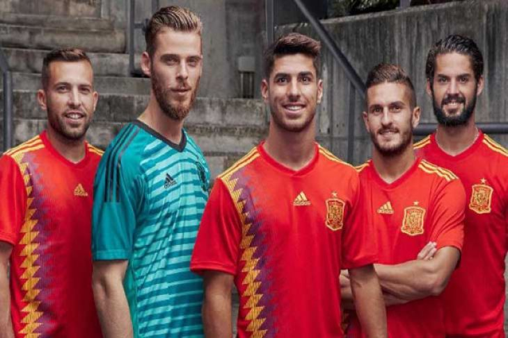 Spanyol Suguhkan Wajah Baru dalam Piala Dunia Tahun Ini