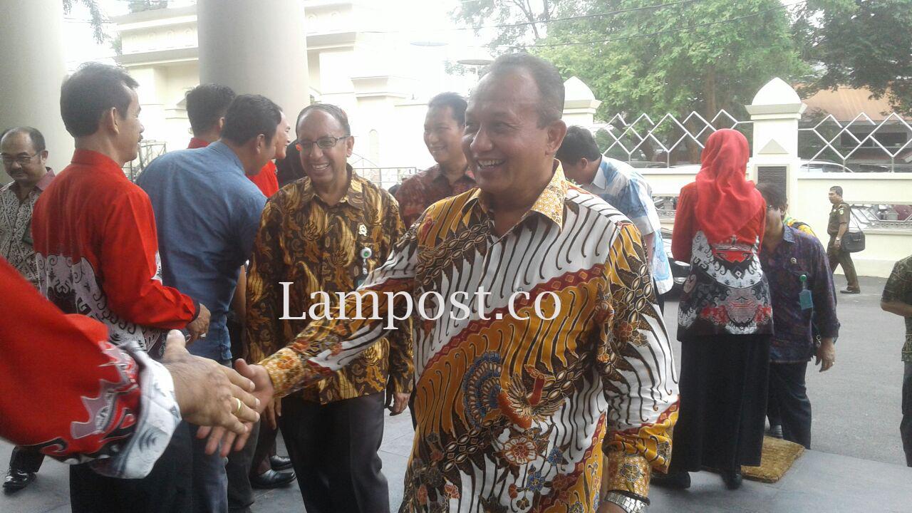 Sekretaris MA Cek Pelayanan PN Tanjungkarang