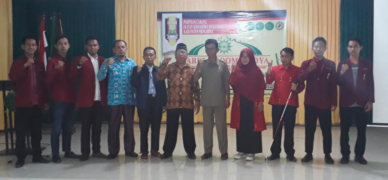 PC IMM Pringsewu Gelar Pengkaderan DAM