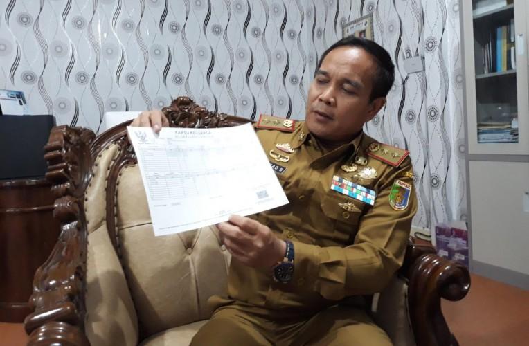 6.558.326 Jiwa Penduduk Lampung Wajib KTP-El