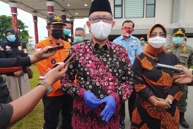 6 Jenazah Korban Kecelakaan Sriwijaya Air SJ182 Tiba di Pontianak