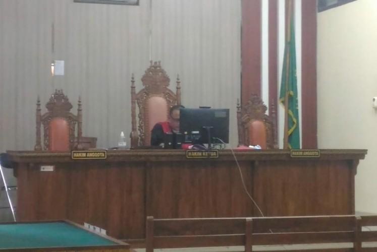 6 Nelayan Terlibat Penganiayaan Dituntut 8 Bulan Penjara