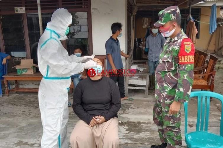 6 Orang Keluarga Pasien Covid-19 yang Meninggal di Rejomulyo Terpapar