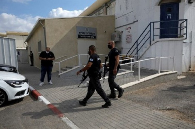 6 Warga Palestina Kabur dari Penjara Israel