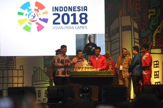 Asian Para Games 2018 akan Diikuti 3.000 Atlet