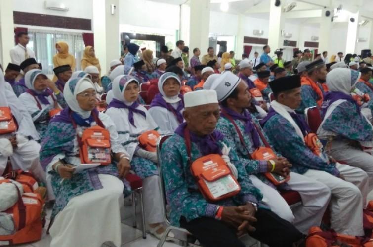 608 Calon Jemaah Haji Lambar Batal Berangkat Akibat Pandemi Korona