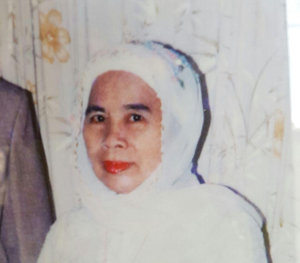 Nenek Bupati Lampung Utara Meninggal Dunia