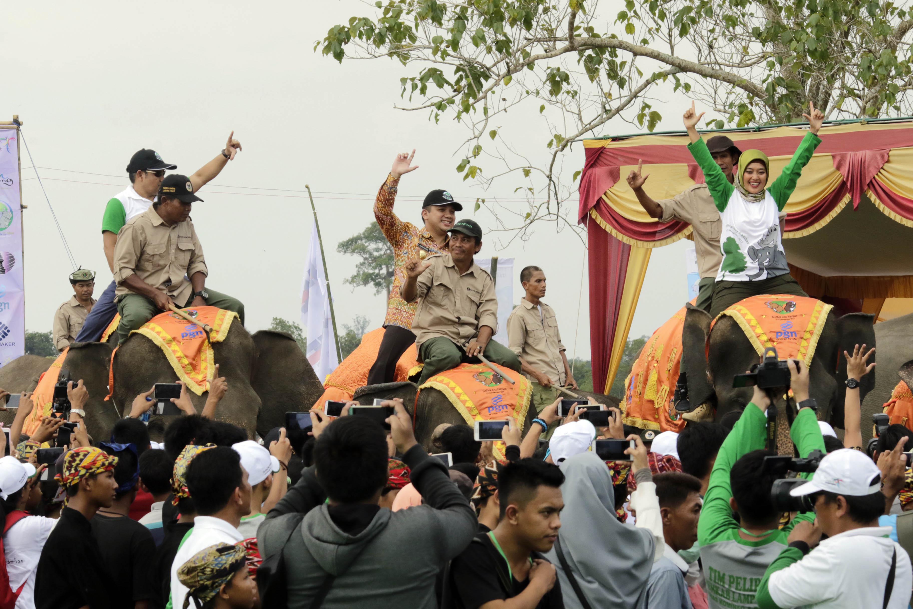 Lampung Makin  Terbuka untuk Turis