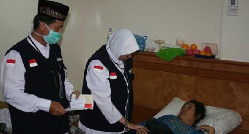 63 Orang Tenaga Medis Kawal Jamaah Haji Lampung