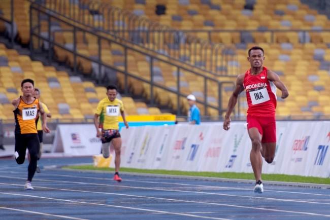 Indonesia Juara Umum ASEAN Para Games 2017