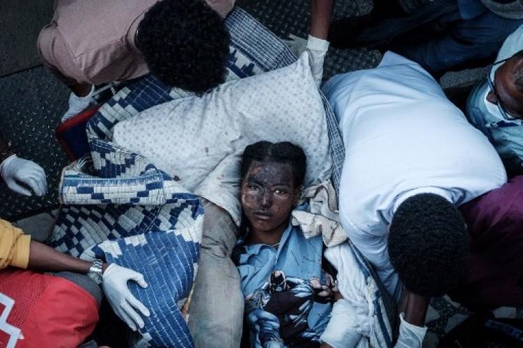 64 Orang Tewas dalam Serangan Udara Ethiopia di Pasar Tigray