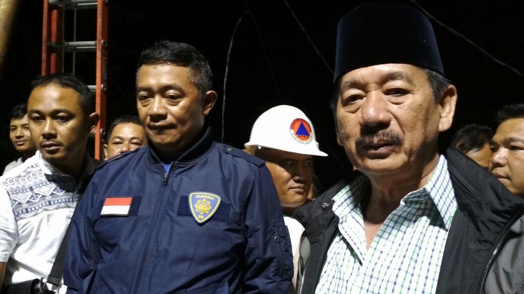 Polresta  Lidik Kebakaran Pasar, Wali Kota Sebut Ada Sabotase