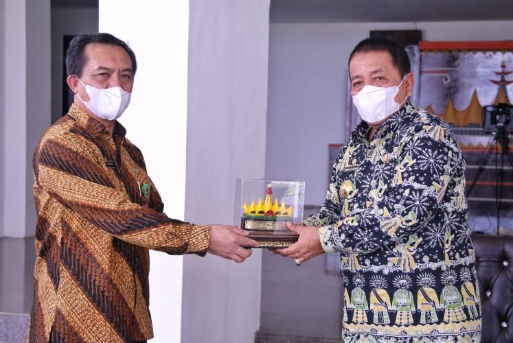 645 Desa di Lampung Gelar Pilkades 2021