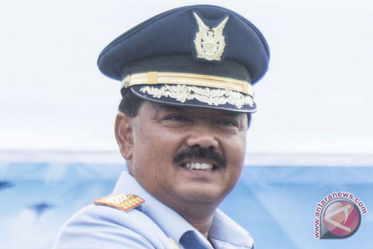 Panglima TNI Lakukan Mutasi Tiga Pangdam