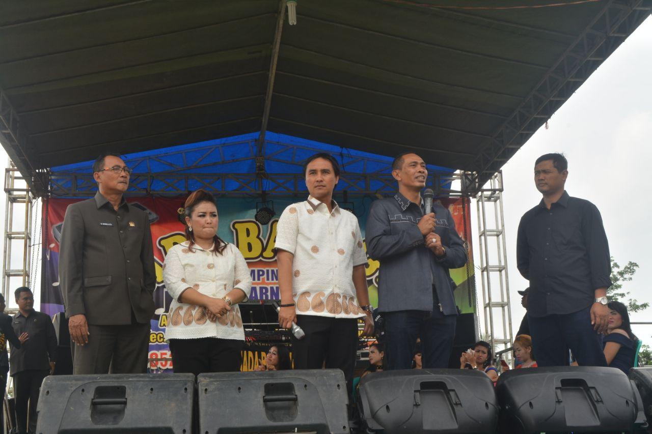 Syukuran Terpilih Pilkada, Hendriwansyah Gelar Pesta RakyatPotong 10 Kerbau