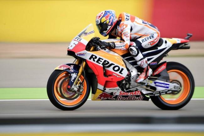 Giliran Dani Pedrosa Tercepat di FP2 MotoGP Aragon