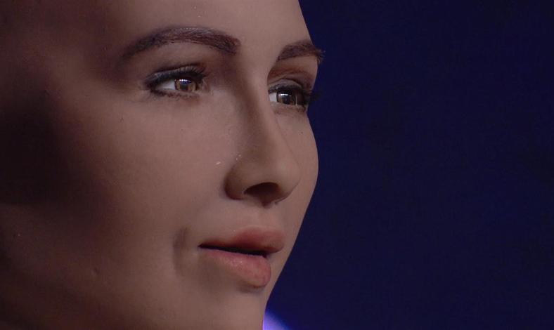 Ini Dia Robot Pertama yang Punya Kewarganegaraan
