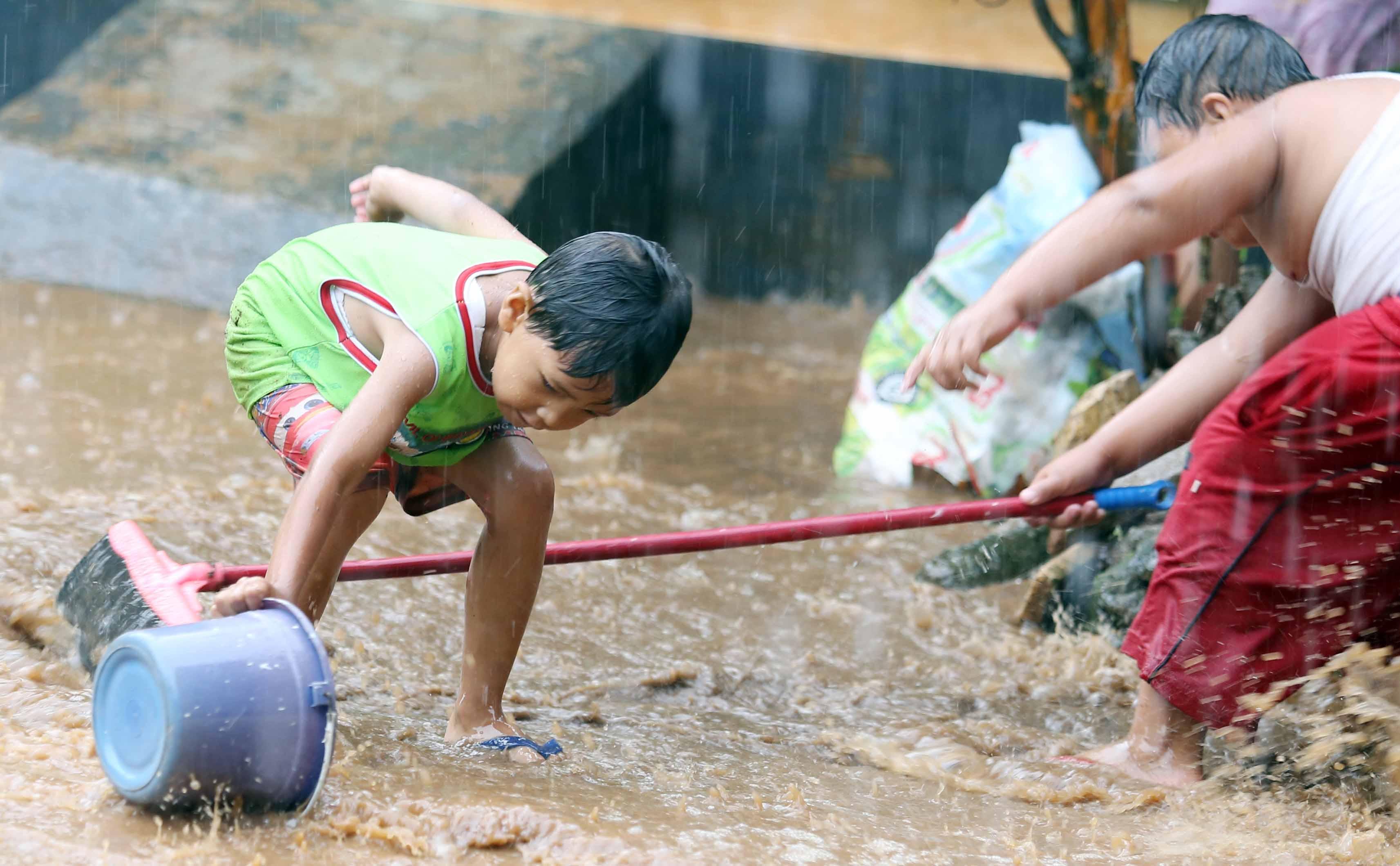 Tangkal Penyakit Menular di Musim Hujan