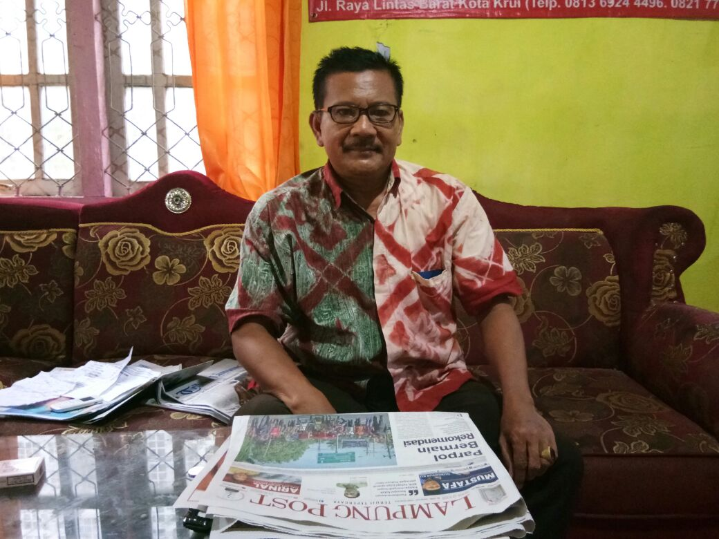 KPU Pesisir Barat Diduga Berlaku Curang dalam Perekrutan PPK