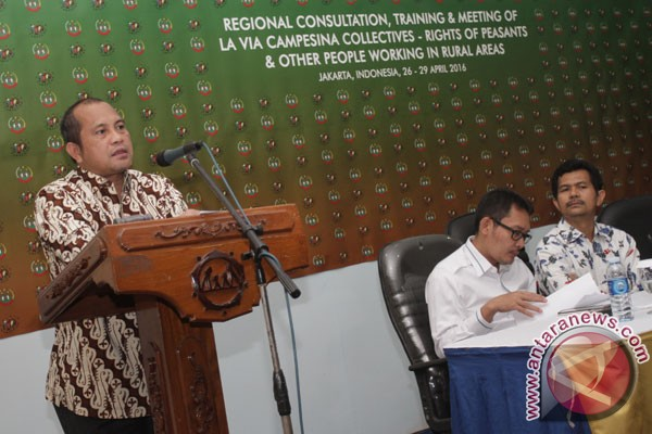 Lampung Timur Dapat Program Pasar Kawasan Perdesaan dari Kemendes