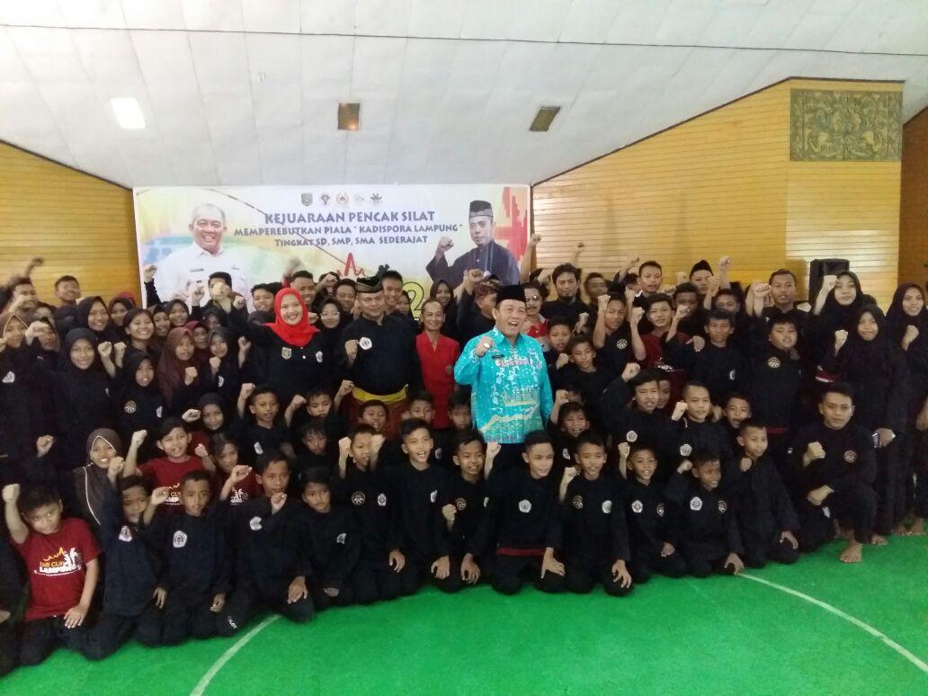 SMI Lampung Siap Bawa Pulang Medali di Popwil 2018