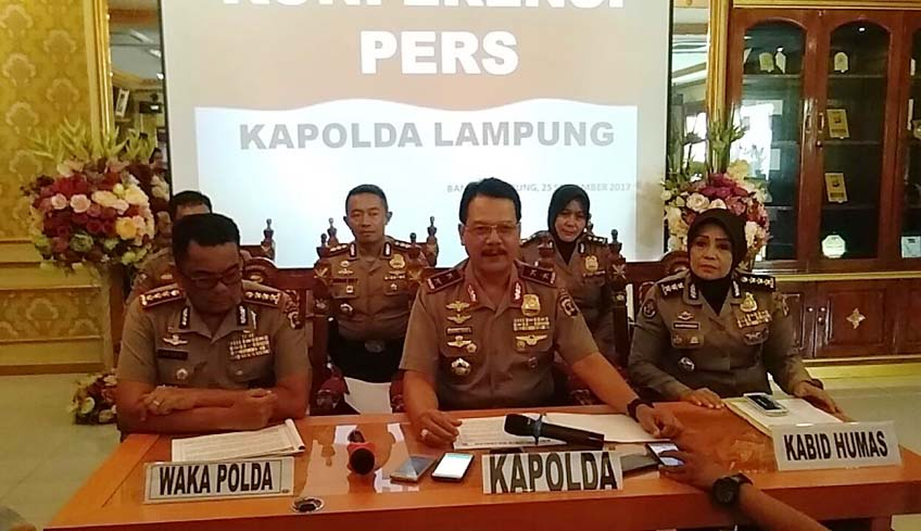 VIDEO: Ledakan di Bandar Lampung Dipastikan Bom