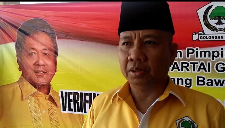 Partai Pengusung Targetkan 56 persen Arinal-Nunik Menang di Tubaba