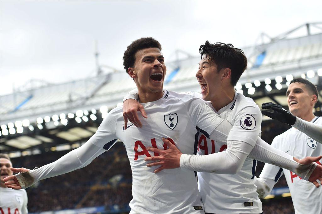 Tottenham Bekuk Chelsea 3-1