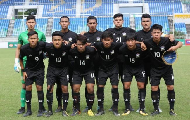 Thailand Kampiun Piala AFF U-18 2017