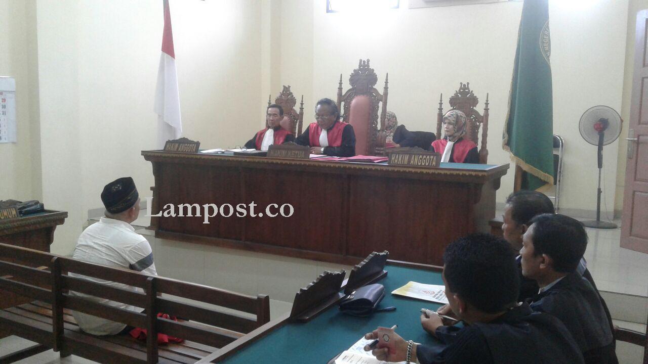 Hakim Ramai-ramai Cuti, Jadwal Persidangan Tertunda