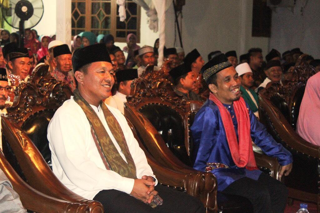 Hari Santri Nasional, Mustafa dan Ustaz Maulana Beri Pencerahan Santri