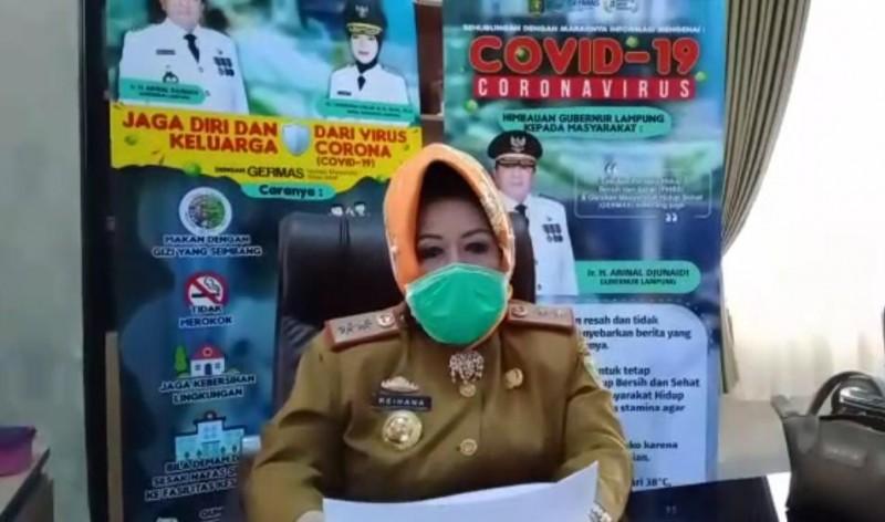 7 Pasien Positif Covid-19 di Lampung Sembuh