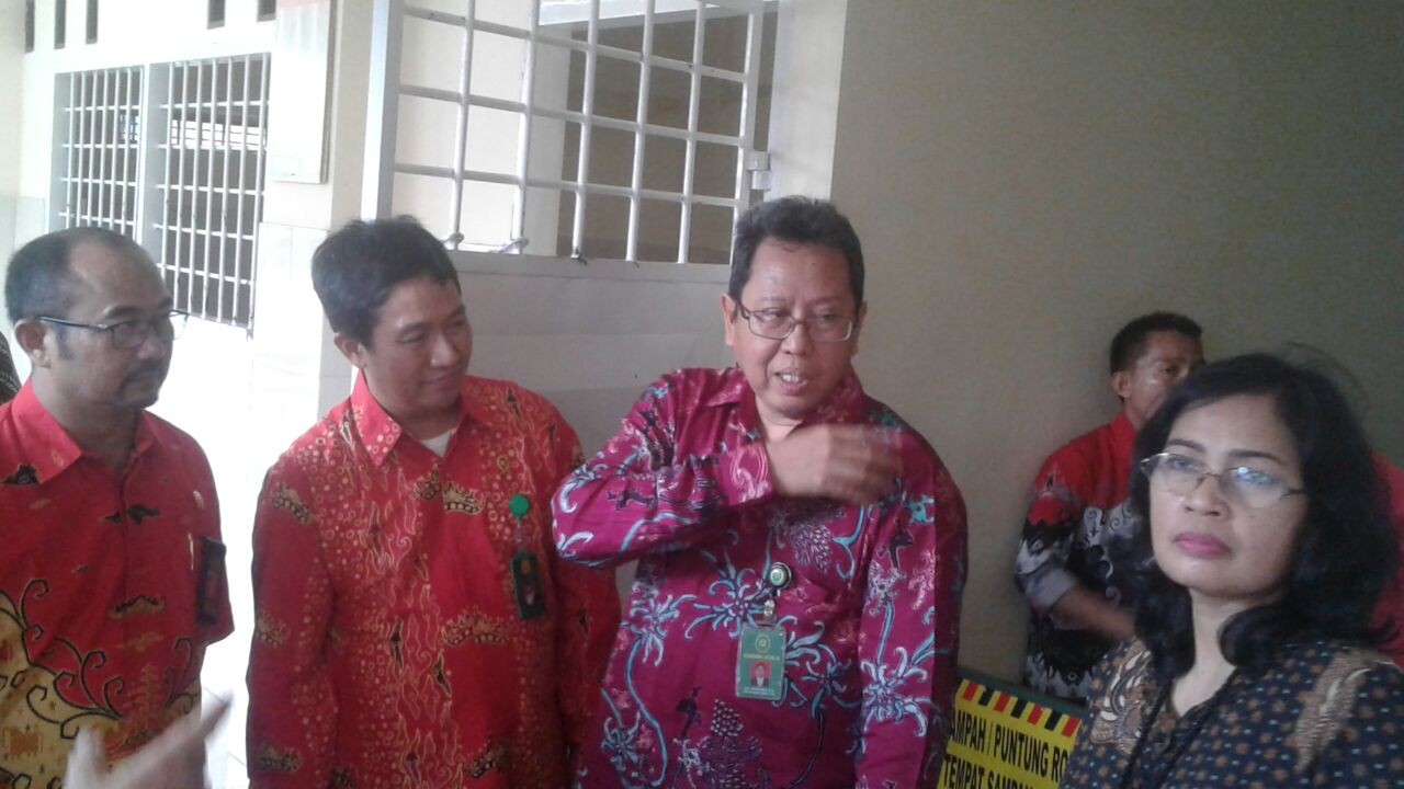 Direktur Peranata MA Resmikan Pengadilan Terpadu Satu Pintu Tanjungkarang