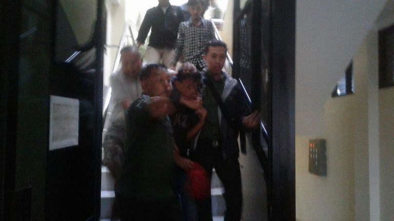 LAMPOST TV: Hendak Mencuri Motor, Remaja Ini Jadi Bulan-bulanan di PN Tanjungkarang