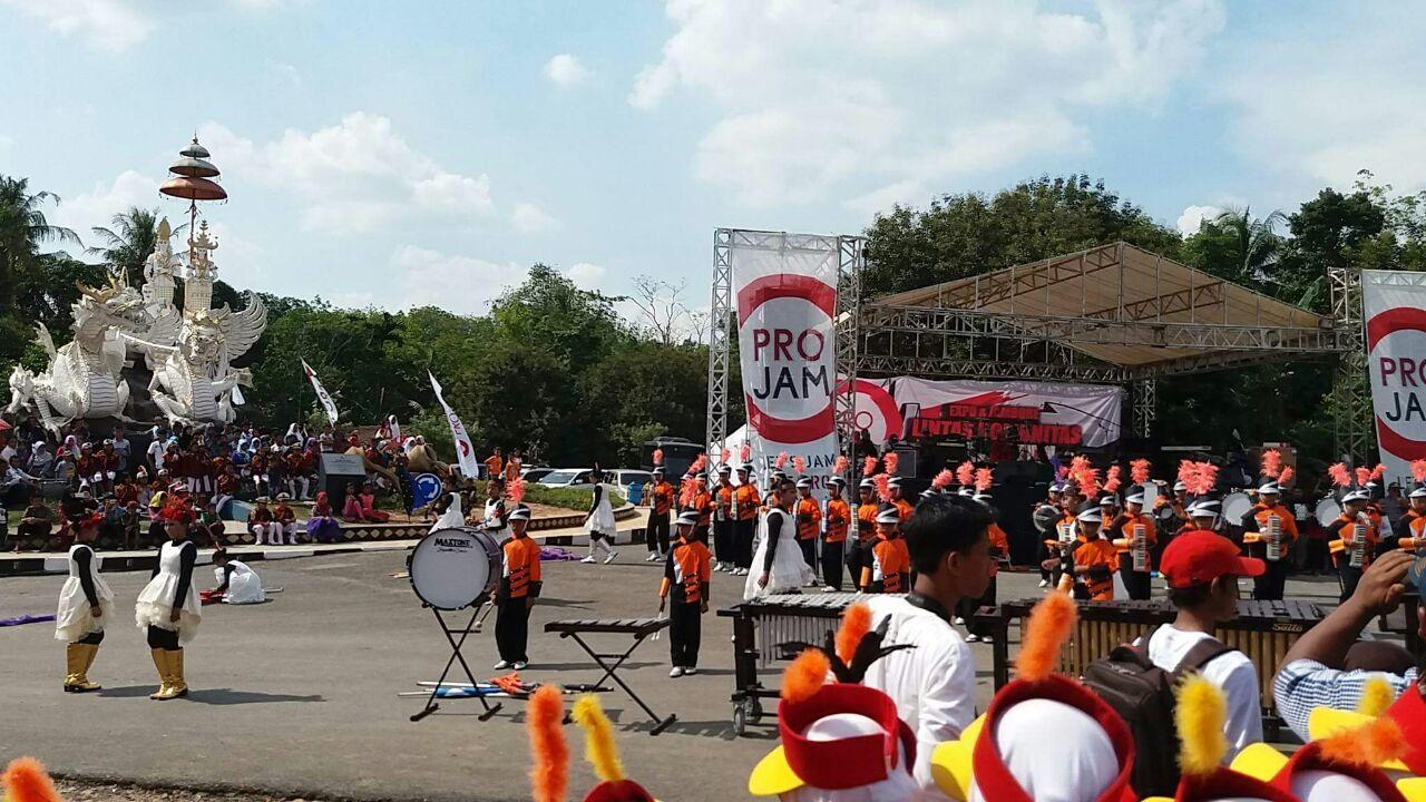 Prima Motor Jaya Sukses Memeriahkan HUT Ke-72 TNI