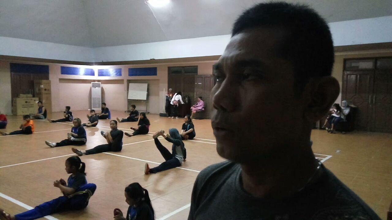 Training Center Pertama Wushu Fokus pada Pengenalan Karakter Atlet