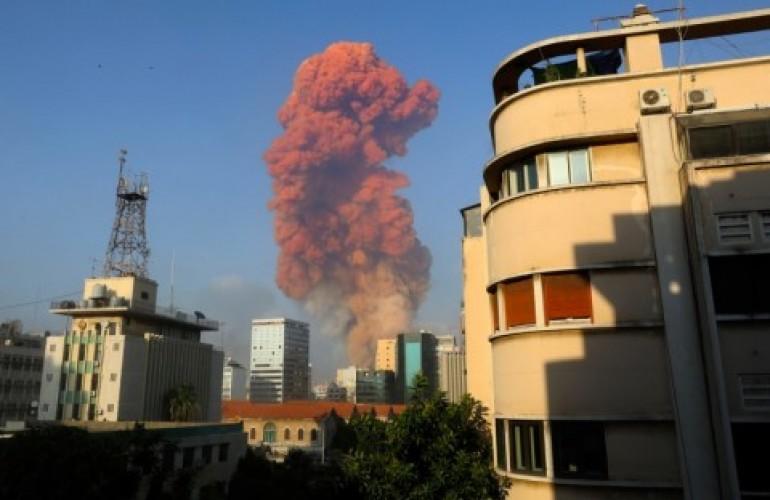 73 Orang Tewas, 3.700 Terluka Akibat Ledakan di Lebanon